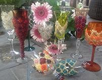 i bicchieri splendenti