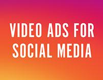 Video Ads for Social Media