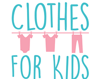 Clothes For Kids - Branding