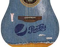 Pepsi Promo - Guitar Skin