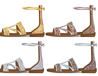 Sandals- girls
