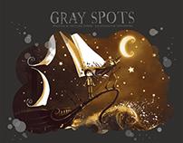 Gray Spots - Children's book