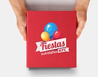 KFC Fiestas Infantiles / Catálogo y Sesión de Fotos