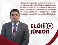 Campanha Eleições Ministério Público - 2017