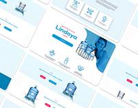 Lindoya Original - Landing Page
