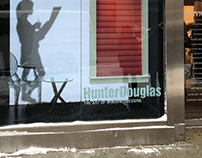 Hunter Douglas Window display