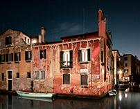 Sleeping Venice