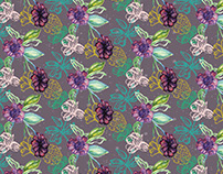 """Botanic Brooklyn"" Textile Collection"