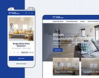 Blinds Downunder E-commerce