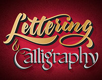 Lettering & Calligraphy - Work and Fun