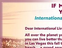 International Living Magazine Buckslip 2015