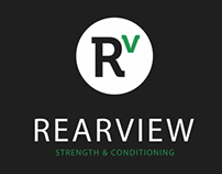Rearview Strength & Conditioning | Logo