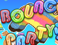 Bounce Party Casual Game for Tablets and Smart Phones