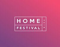 HOME FESTIVAL RESTYLING CONCEPT