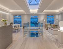Luxury penthouse, London SE1.