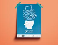 Poster GDG Salamanca Design&Tech