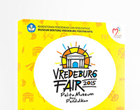 Book Cover : Vredeburg Fair 2015 Catalog