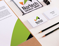 Nortech Media Logo