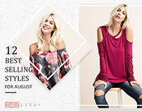 Fashion Banner Design II
