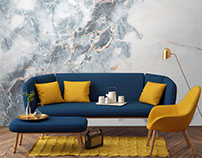 Wall Design by Murals Wallpaper