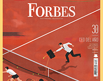 Forbes Cover: Nothing personal, just business