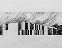 Public Building Design 2. | University Project
