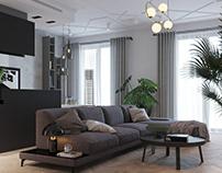 Apartament in Saint-Petersburg