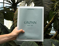 GRØNN Magazine Issue 2017