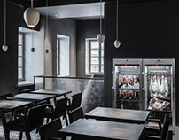 Restaurant in Vilnius