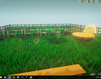 Grass Short-Long Render