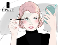 Clinique What's Your Line Campaign