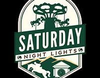 TIEC Saturday Night Lights Logo Design