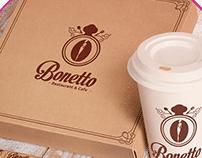 Bonetto restaurant & Cafe Logo
