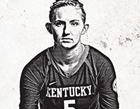 2016 Kentucky Volleyball Poster