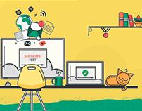 Software Test Management Services | Web Page Design