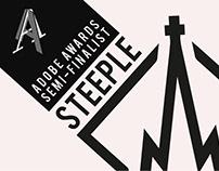 Steeple, Cider Brand (Adobe Awards Semi-finalist)