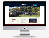 Old Salem Farm Website Design