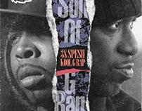 38SPESH x KOOL G RAP - Son Of G Rap - Double LP Vinyl
