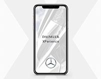 Daimler XPerience - Splashscreen