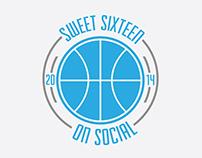 Sweet 16 on Social Media