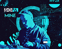 MVZR - DOPAMINE (Single Cover)