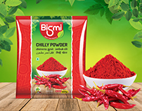 BISMI curry powders