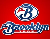 """""""Brooklyn Shop"""" logo"""