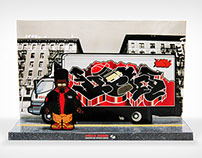 Graffiti On Truck's