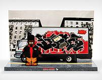 Graffiti On Truck's