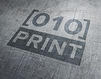 Logo 010PRINT