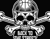 Skull  basketball