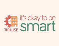 Miniwise - Tiny Houses Brand Identity