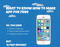 Want To Know How To Make App For Free