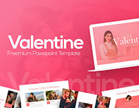 Free Valentine Powerpoint Template